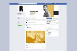 Diseñadora grafica para identidad visual y redes sociales en madrid freelance