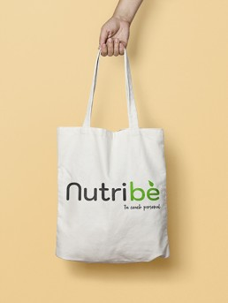 diseñadora grafica freelance tote bag